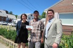 Donation to Sebasticook Regional Land Trust